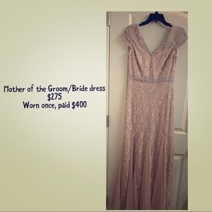 Mother of the Groom/Bride dress
